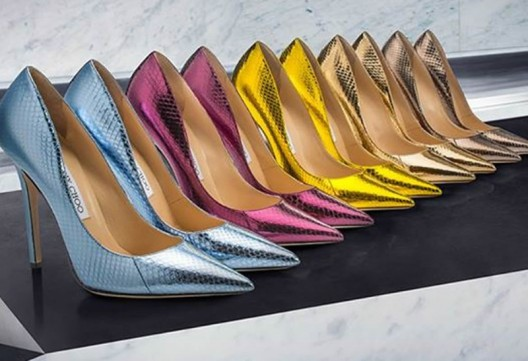 Jimmy Choo Made-To-Order Service Offers New Customization Styles For Spring