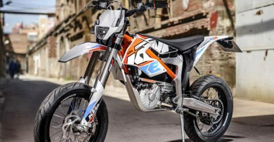 KTM Freeride E-SM, Electric Bike For Younger People