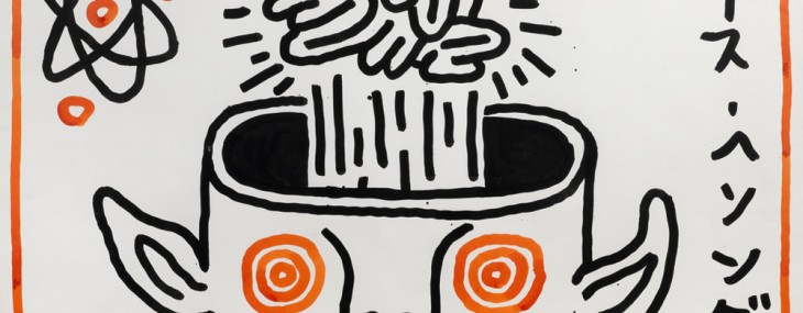 Keith Haring's Important Work at Bonhams