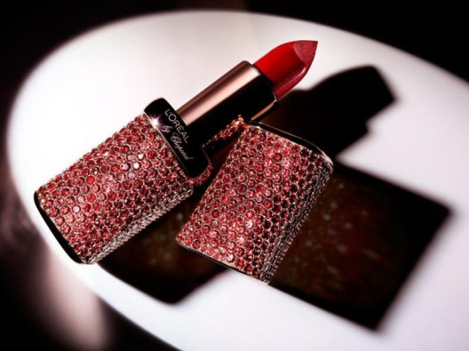 L'Oreal by Chopard - World's Most Expensive Lipstick