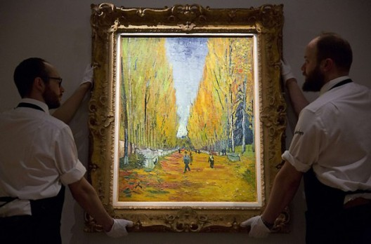 Van Gogh's Painting Sold for $66 Million at Auction