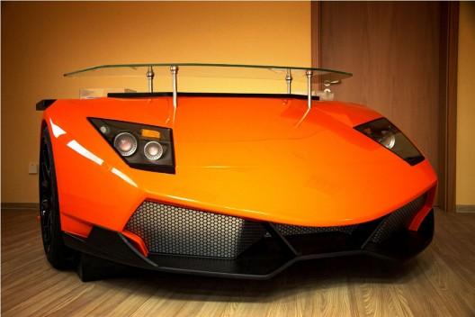 Lamborghini Murchielago SV Desk by Design Epicentrum