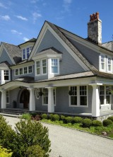 Custom Built Shingle Style Classic In Old Greenwich On Sale