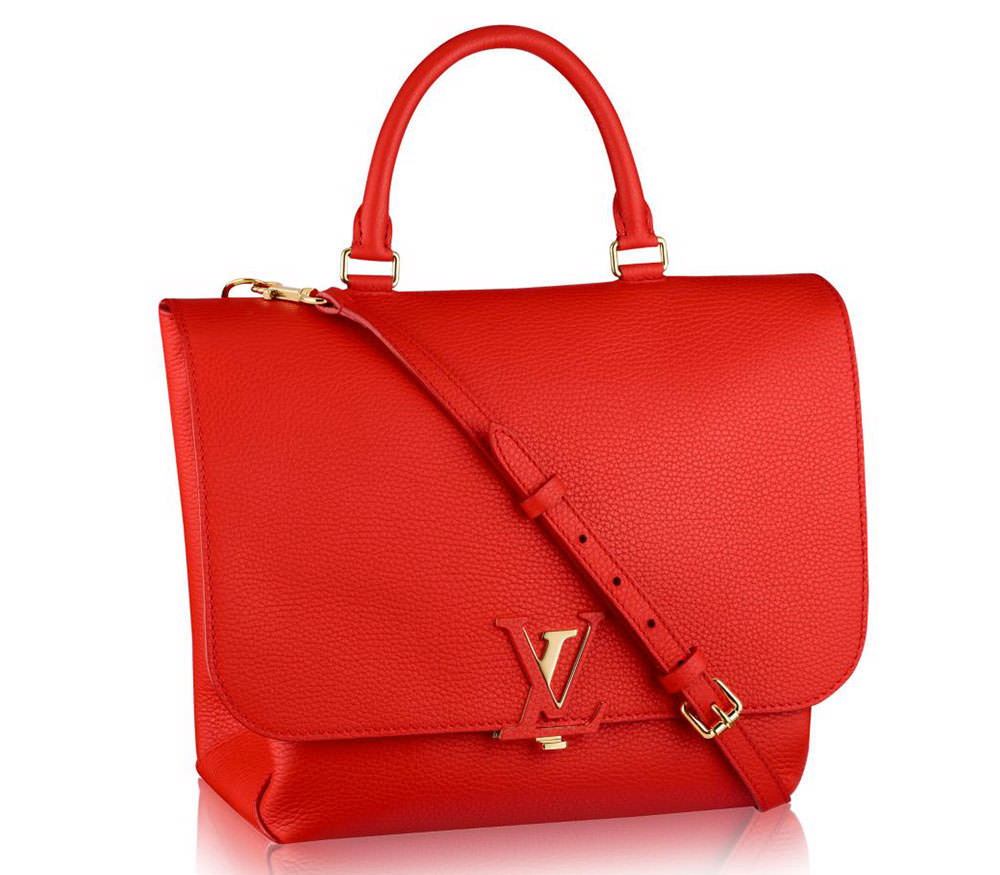 "Louis Vuitton launches their new $4,300 ""Volta"" handbag"