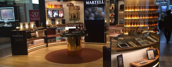 Martell Premier Voyage - Special Blend for 300th Anniversary