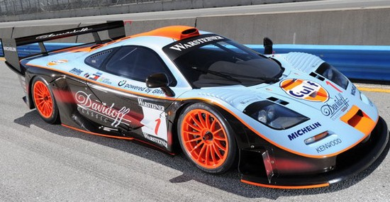 One Of Ten McLaren F1 GTR Longtail Is On Sale