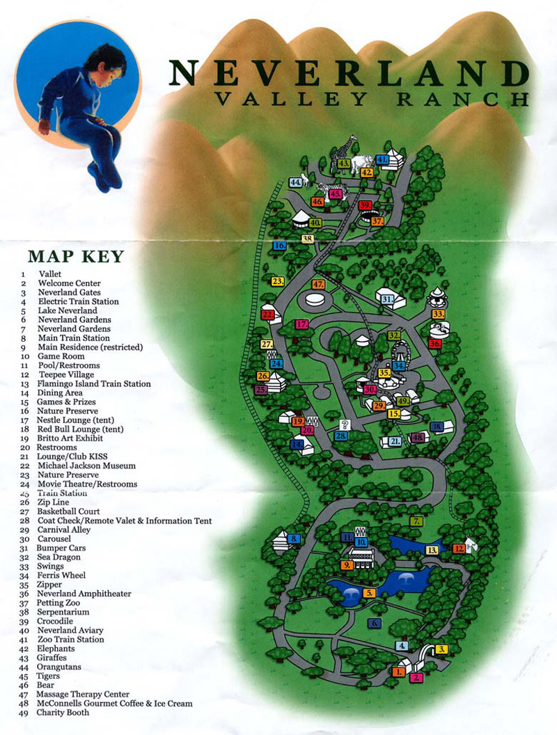 Michael Jackson S Neverland Ranch On Sale For 100 Million