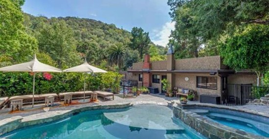 Nicole Richie and Joel Madden List Their Home in L.A.'s Laurel Canyon On Sale
