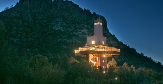 Falcon Nest in Prescott, Arizona - North America's Tallest Home On Sale For $2,8 Million