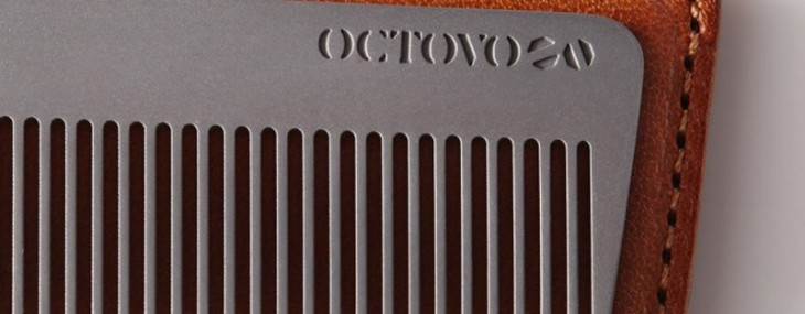 Octovo's Ti Comb Will Cost You $115
