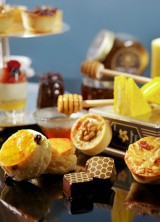 Enjoy Organic Mono-floral Honey at the Ritz-Carlton, Hong Kong