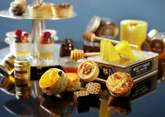 Enjoy Organic Mono-floral Honey at the Ritz-Carlton, Hong Kong