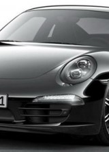 Porsche 911 Carrera Black Edition & Boxster Black Edition