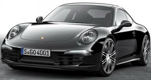 Porsche 911 Carrera Black Edition & Boxster Black Edition