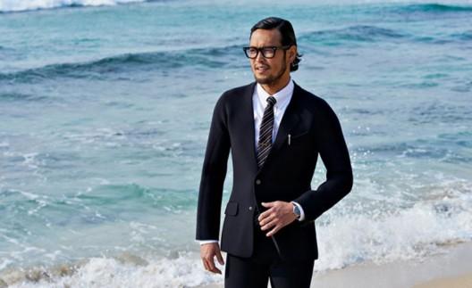 Quicksilver's True Wetsuits for Businessmen