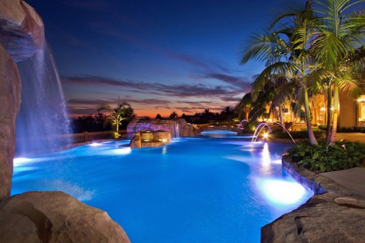 Extravagant Rancho Santa Fe Mansion Lists Next to Go-Cart