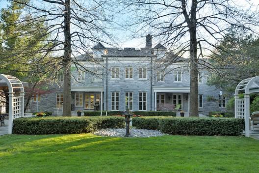 Regina George's NeoClassical Solid Stone Estate