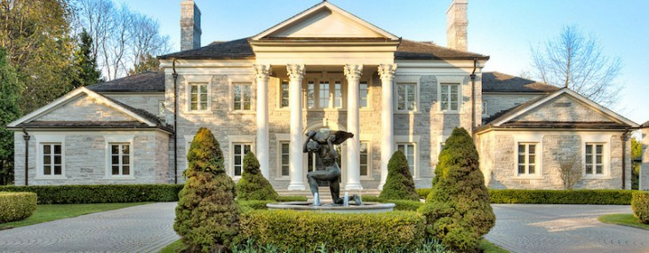 Mean Girls House for Sale: Regina George's NeoClassical Solid Stone Estate Listed for $14,8 Million