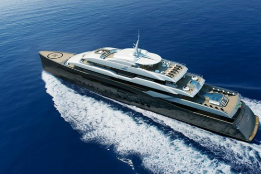 Ribot 85 Luxury Yacht By Marco Casali Too Design