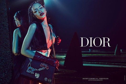 Rihanna - New Face of Dior