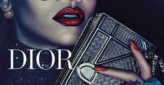 Rihanna - New Face of Dior