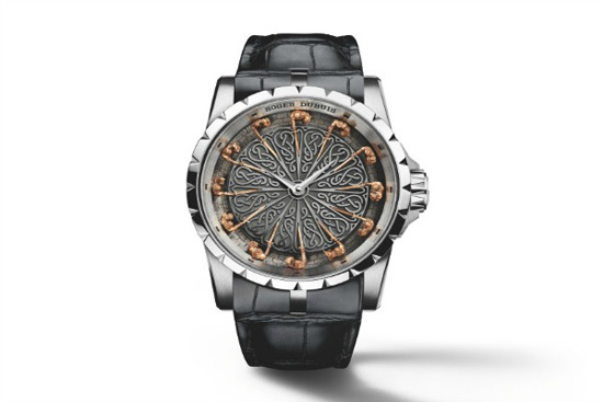 Roger dubuis excalibur knights of the round table watch - Roger dubuis knights of the round table watch ...