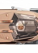 Roland Iten R60 Diablo - 60.66 Carat Diamond Buckle
