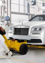 Rolls-Royce Wraith Inspired by Fashion Special Edition