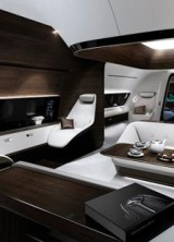 Enter From Mercedes S – Class In The S – Class Plane