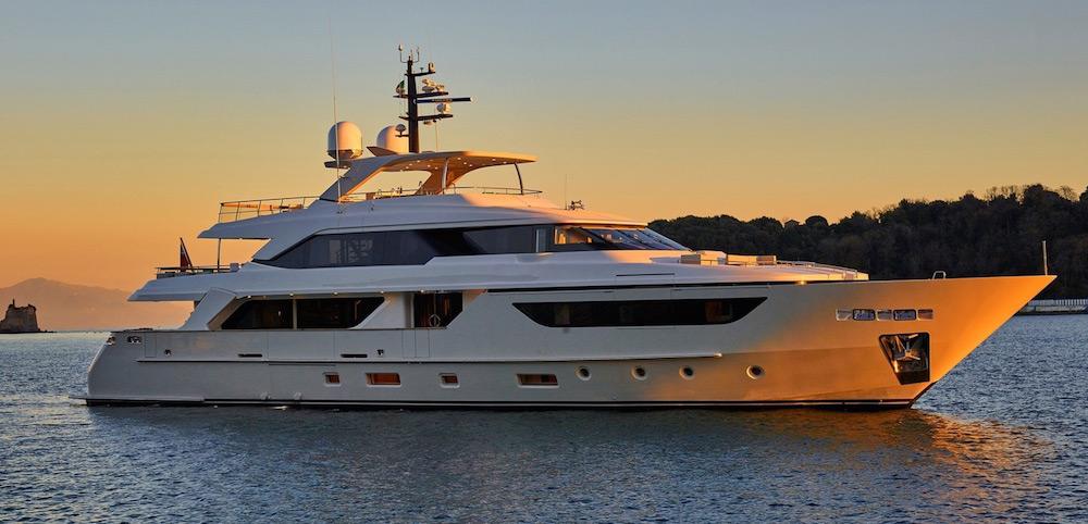 SD126 To-Tok Yacht by Sanlorenzo