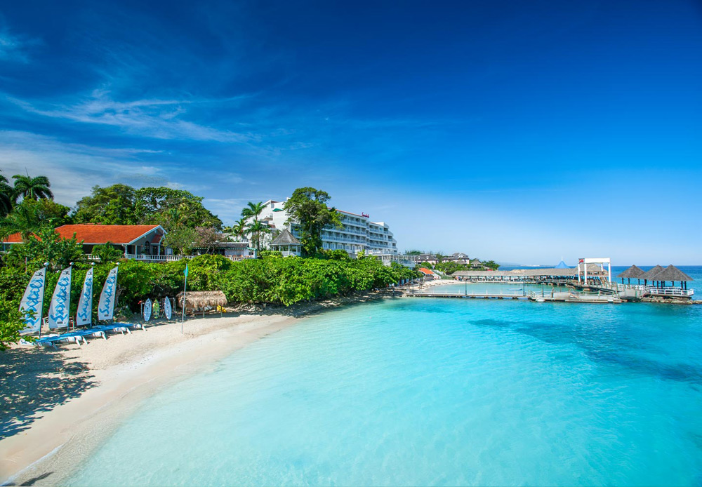 Sandals Grande Riviera Beach Resort Jamaica