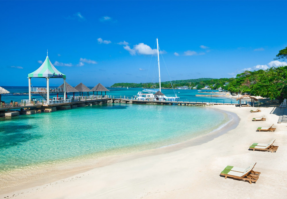 Sandals Ochi Beach Resort In Jamaica With Remarkable 105