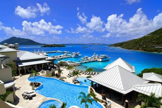 Exclusive Luxury Property - Scrub Island Resort & Marina
