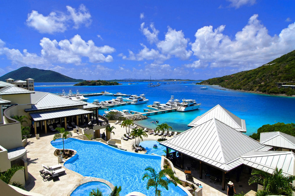 Exclusive Luxury Property - Scrub Island Resort & Marina