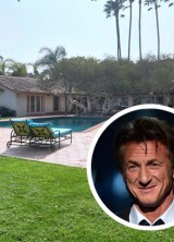 Sean Penn's Malibu Estate on Sale for $6,55 Million