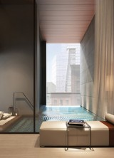 Live the Luxurious Life Poolside In This Building