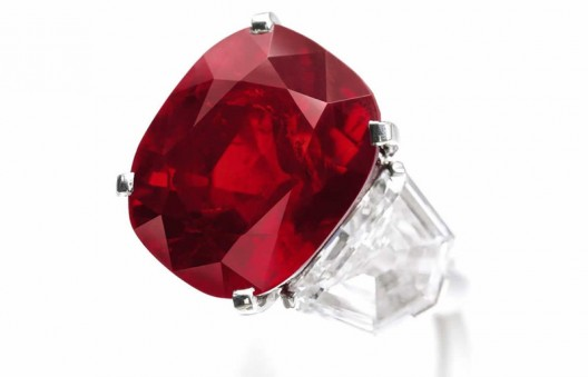 """""""The Historic Pink"""" Diamond Sold for $15,9 Million"""