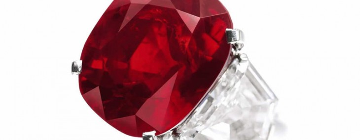 """The Historic Pink"" Diamond Sold for $15,9 Million"