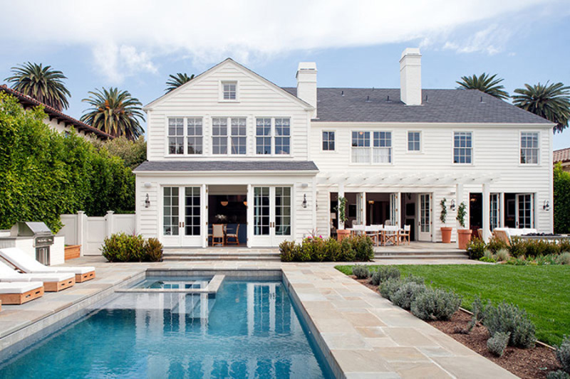NBC Head Steve Burke Asks $9.7m for Brentwood Manse