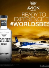 "Tequila Avion's ""World's Most Expensive Tasting Flight"""