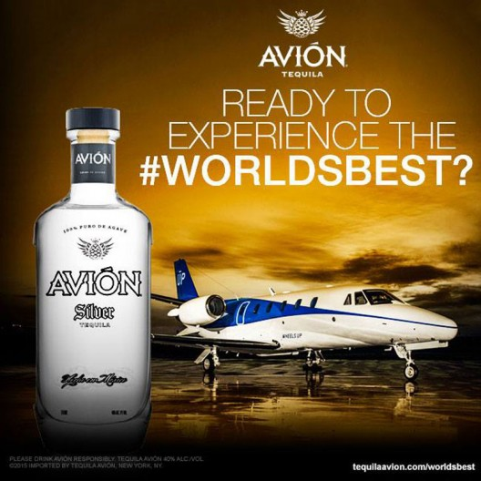 Tequila Avion Announces the World's Most Expensive Tasting Flight