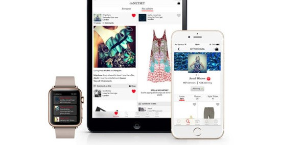 The Net Set - Net-A-Porter's New Fashion Social Network