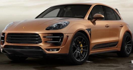 TopCar Porsche Macan Ursa Aurum
