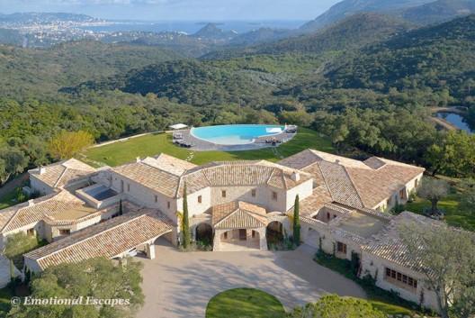 Valmasque Park Manor - Prestigious Villa Rental Near Cannes