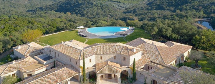 Valmasque Park Manor - Prestigious Villa Rental Near Cannes