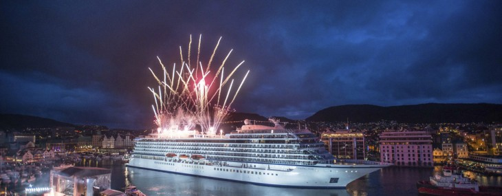 A Grand Debut for The World's Newest Cruise Line, Viking Ocean Cruises