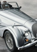 British Morgan Plus 8 Model By Vilner