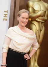 Walk the Red Carpet with Meryl Streep!