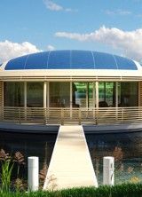 WaterNest 100 – Luxury Floating Home