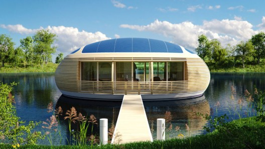 WaterNest 100 - Luxury Floating Home